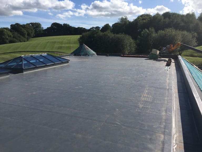 Flat Roofing Exeter and Devon - SPS Roofing Ltd