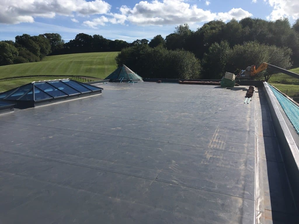Flat Roofing Exeter Devon - Flat Roof Services - SPS Roofing Ltd