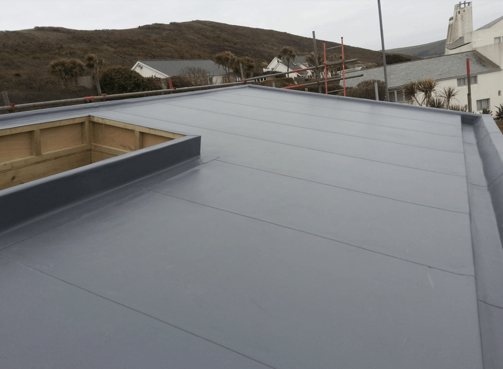 Flat Roof Replacement Cost By SPS Roofing Ltd (Exeter, Devon)