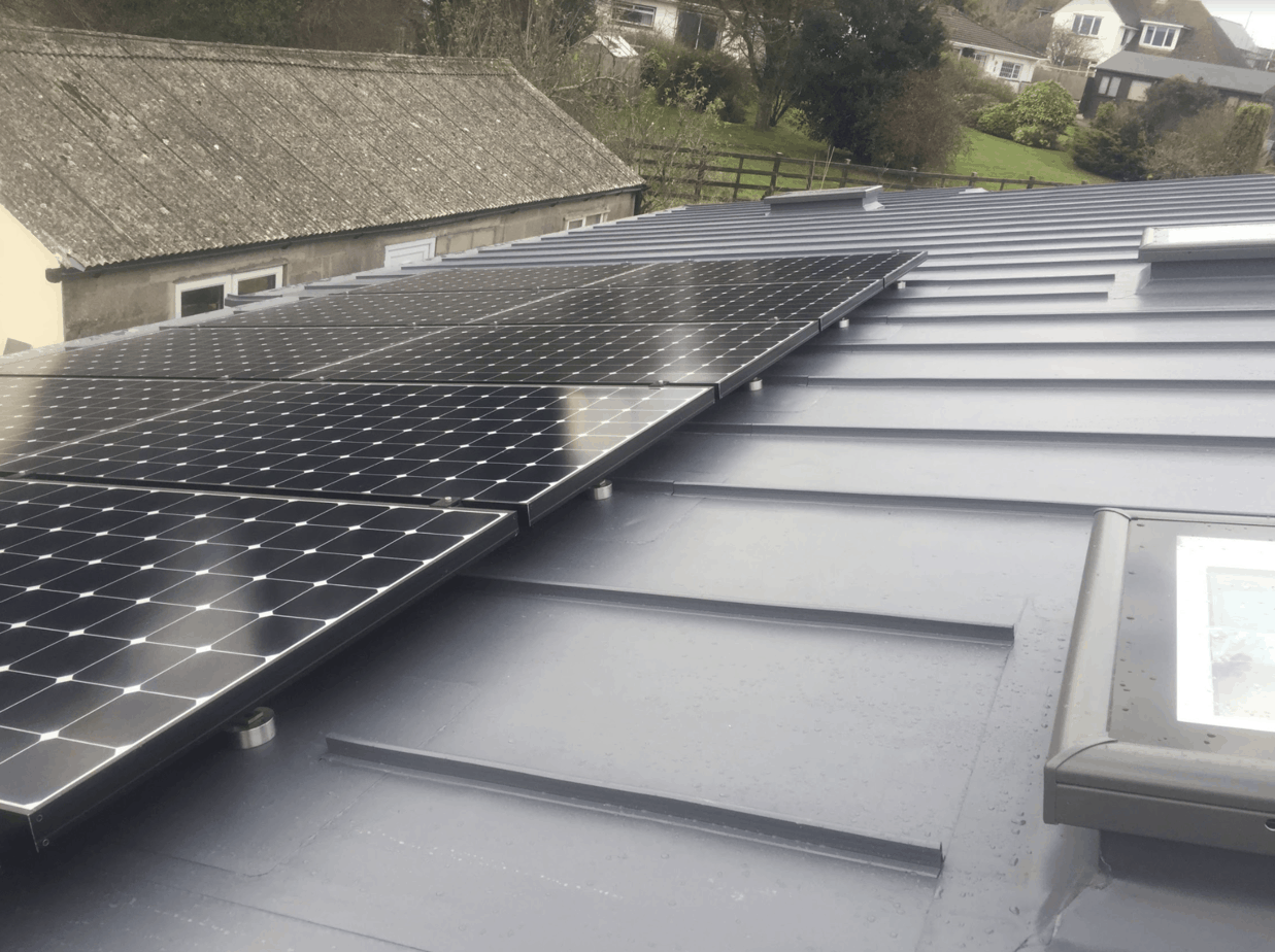 Roofing Projects - SPS Roofing Ltd