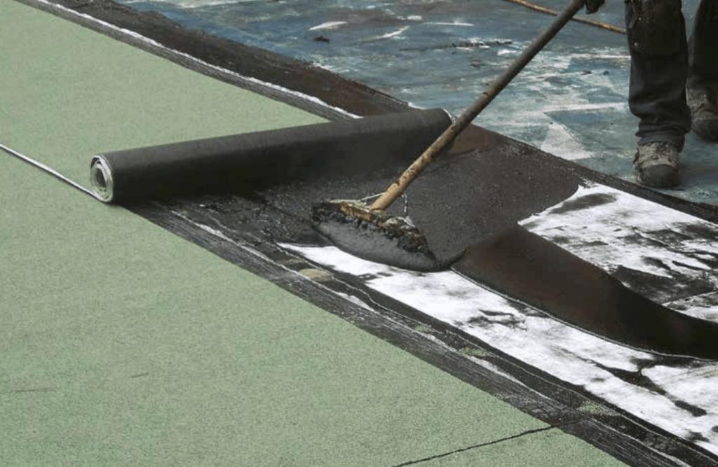 Hot Melt Roofing System