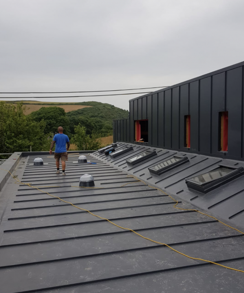 Commercial Roofing Exeter and Devon - SPS Roofing Ltd