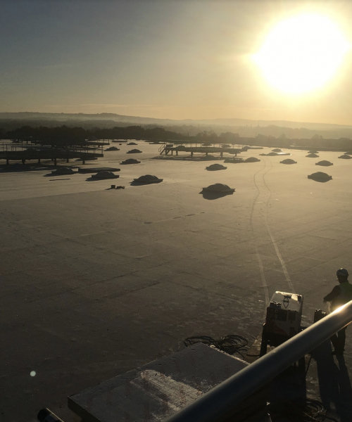 Industrial Roofing Exeter and Devon - SPS Roofing Ltd
