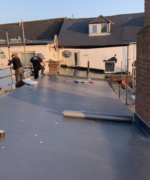 Roof Repairs Exeter and Devon - SPS Roofing Ltd
